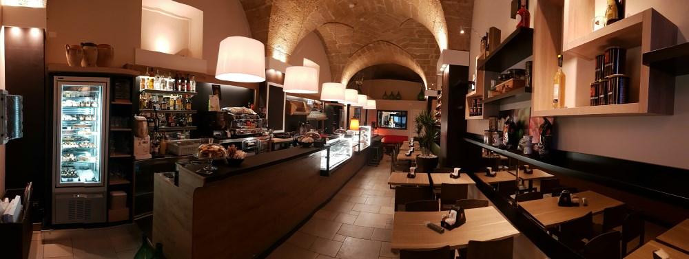 Arredo bar pasticceria gelateria pub lecce for Arredo bar lecce