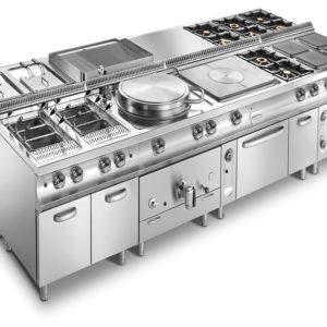 Ristoranti - Grandi impianti cucine
