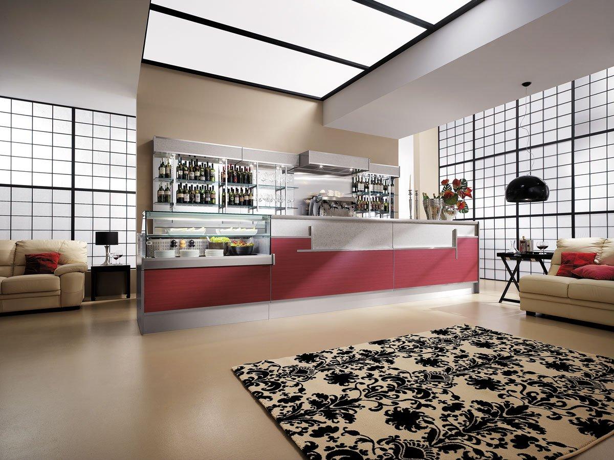 Arredo bar modello shangai lecce for Arredo bar lecce