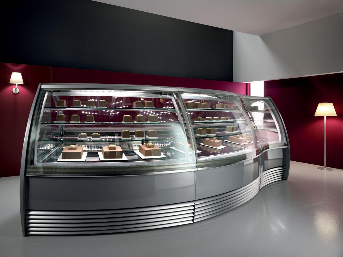 Banco gelateria modello visual lecce for Arredo bar lecce