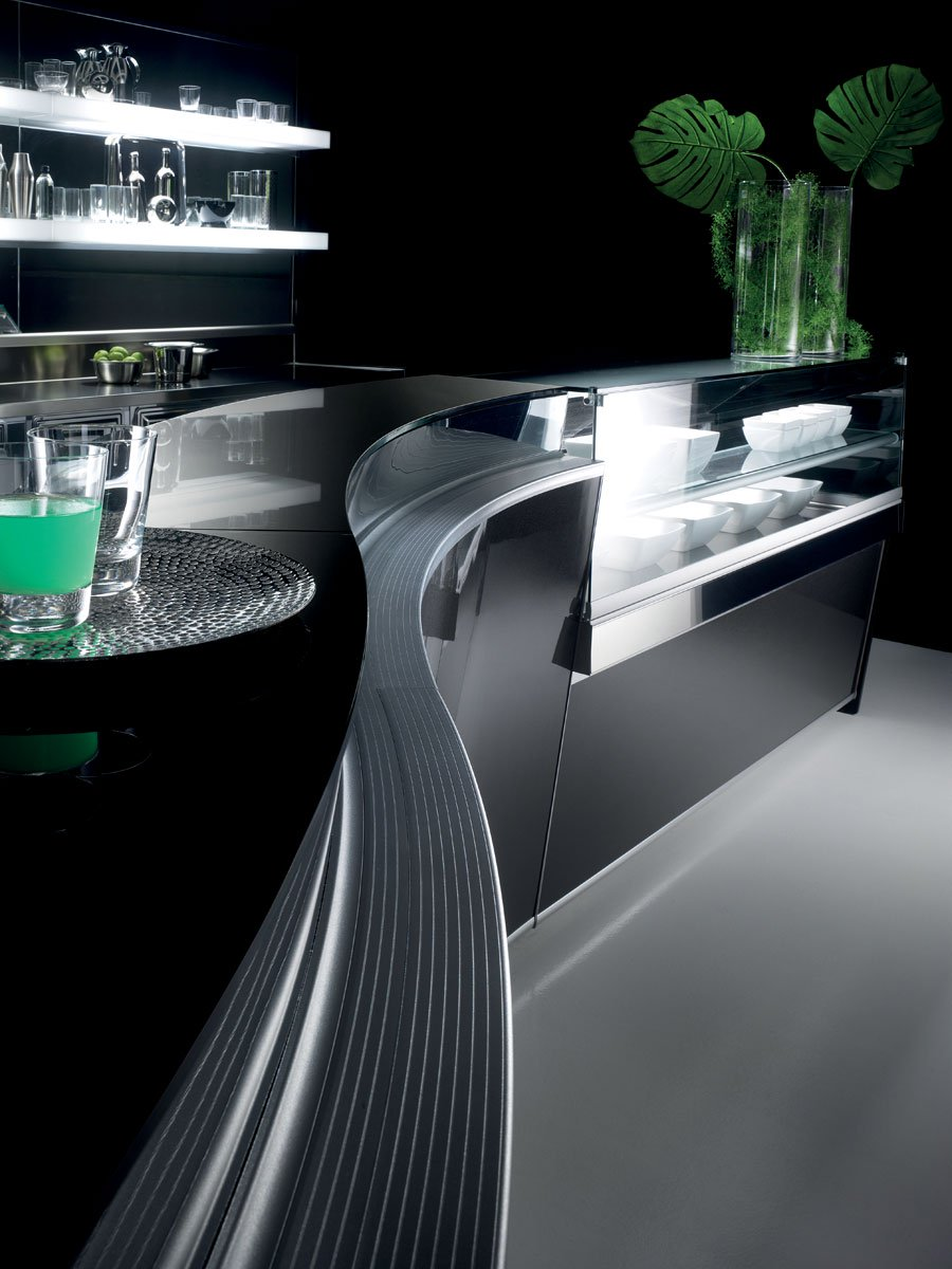 Arredo bar modello zeronove lecce for Arredo bar lecce