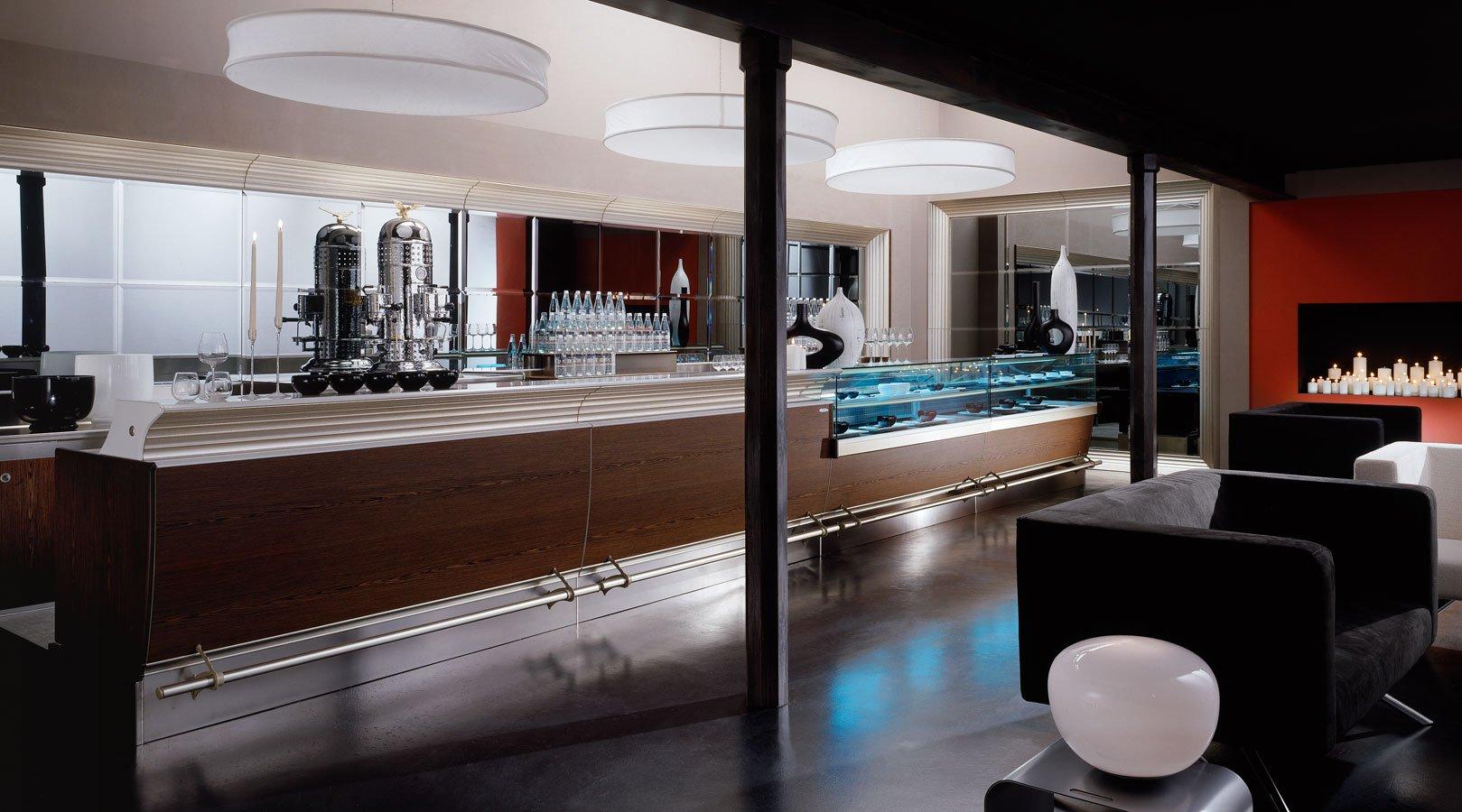 Arredo bar modello tiffany lecce for Arredo bar lecce