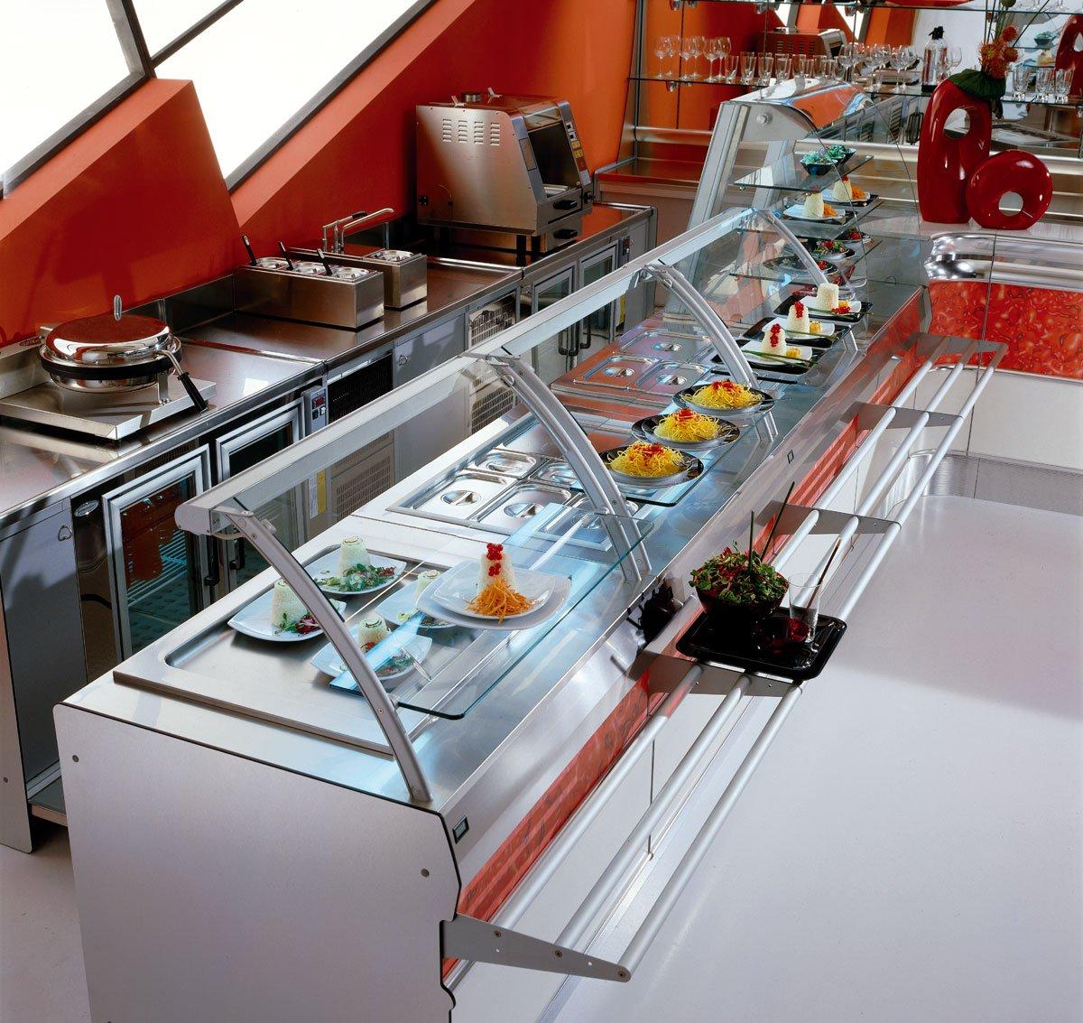 Arredo bar modello smart lecce for Arredo bar lecce