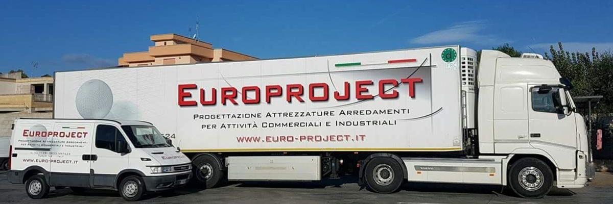Logistica trasposto attrezzature ristorazione